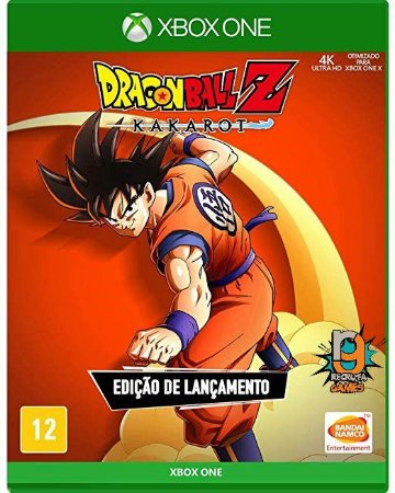 Game Dragon Ball Z Kakarot - Microsoft