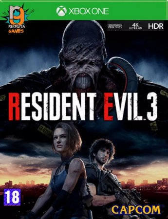 Game Resident Evil 3 Remake - Xbox One