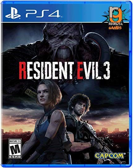 Game Resident Evil 3 Remake - PS4