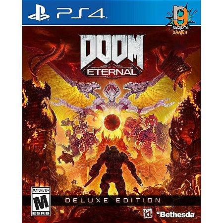 Game Doom Eternal - PS4
