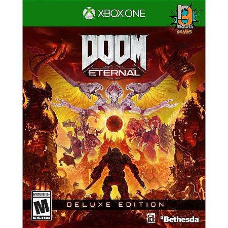 Game Doom Eternal - Xbox One