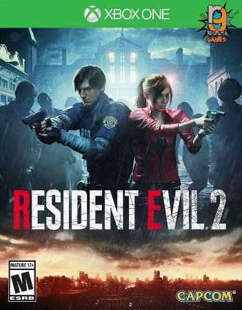 Game Resident Evil 2 Remake - Xbox One