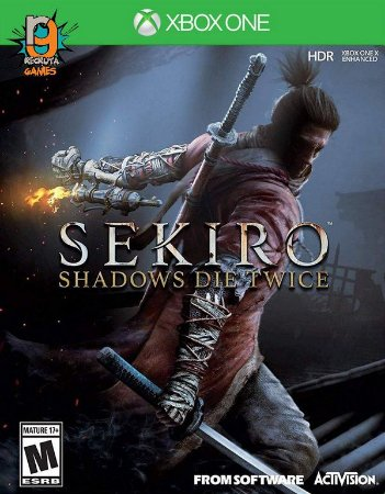 Game Sekiro Shadows Die Twice - Xbox One