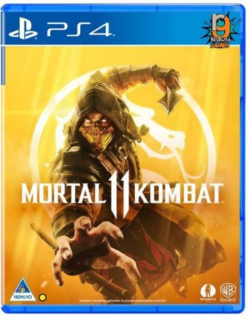 Game Mortal Kombat 11 - PS4