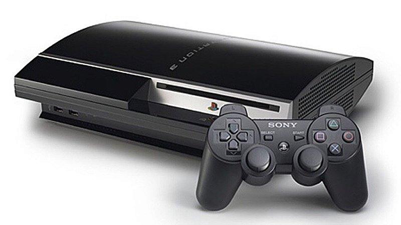 Console Playstation 3 Fat 40gb Dest - Garantia 03 Meses