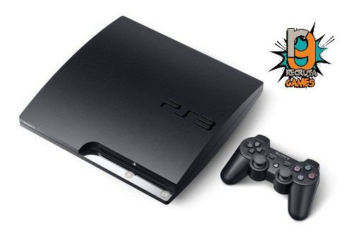 Console Playstation 3 SLIM 120GB CUH 2001B - Garantia 03 Meses