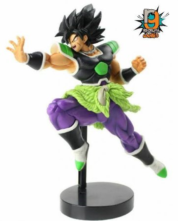 Dragon Ball Super Ultimate Soldiers - Broly - Banpresto
