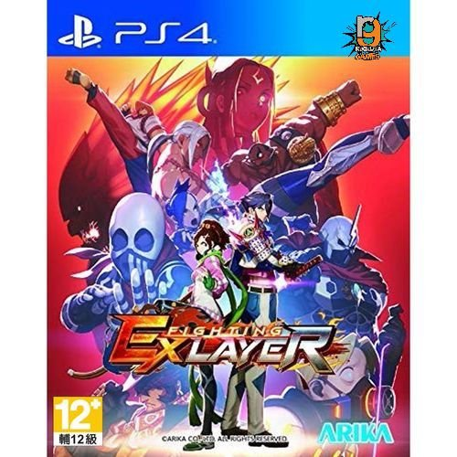 Fighting Ex Layer - PS4