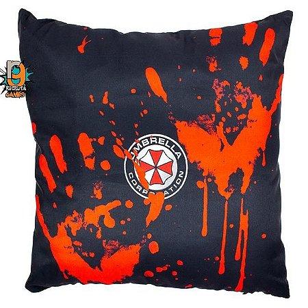 Almofada Resident Evil - Umbrella