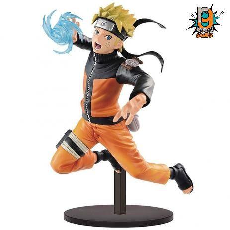 Uzumaki Naruto - Vibration Stars Vol 01 - Banpresto