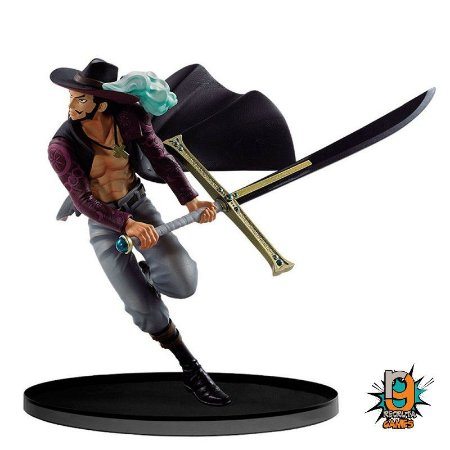 Dracule Mihawk - One Piece BWFC Vol 03 - Banpresto