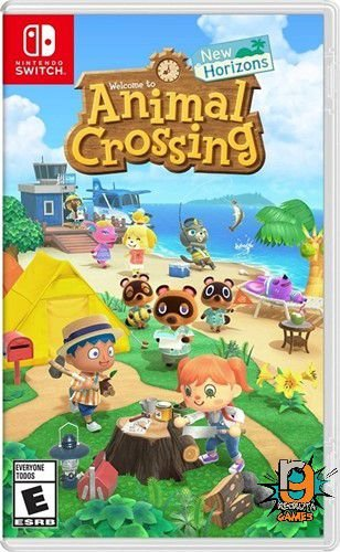 Game Animal Crossing : New Horizons - Switch