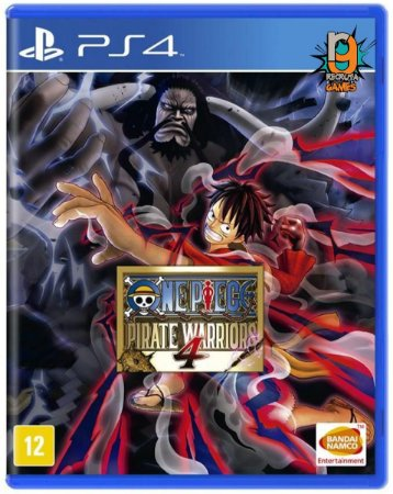 Game One Piece: Pirate Warriors 4 - PS4