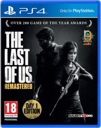 Game The Last of Us Remasterizado - PS4