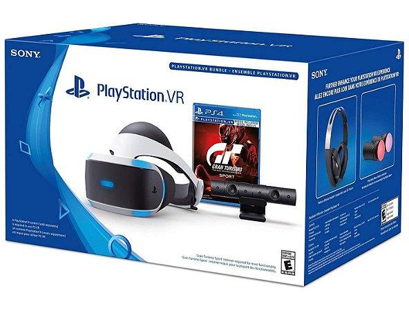 Console Playstation VR Launch Bundle ZREV 01 - Sony