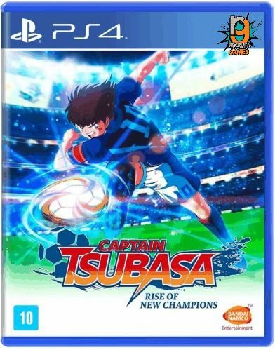 Game Captain Tsubasa Rise of New Champions - PS4