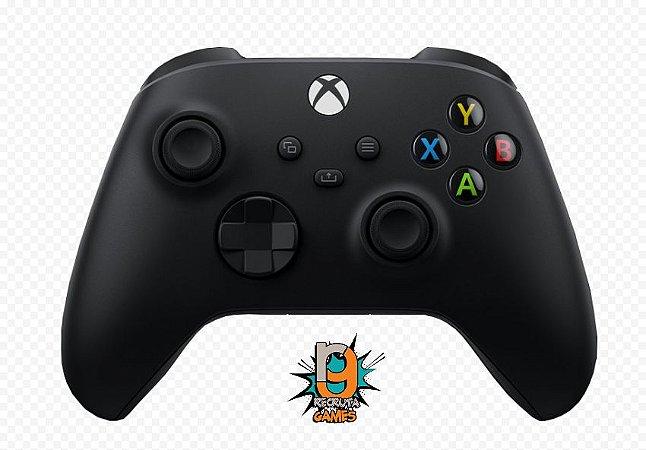 Controle XBOX Series X Phanton Black - Microsoft