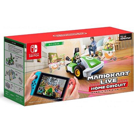 Luigi Mario Kart Live: Home Circuit - Nintendo Switch
