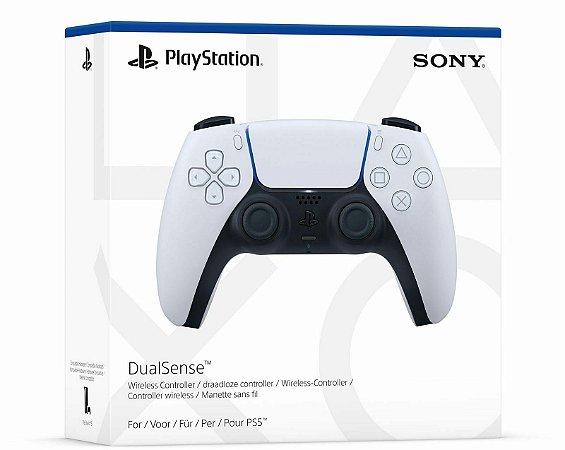 PS5 - Controle Sem Fio Dualsense - Sony