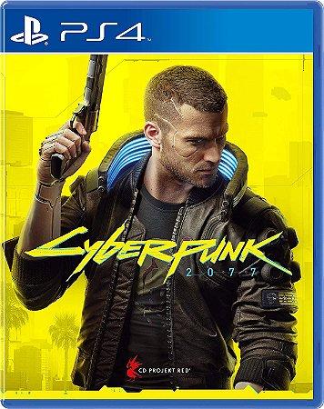Game Cyberpunk 2077 - PS4