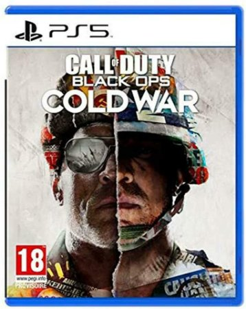 Game COD Black Ops Cold War - PS5