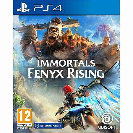 Game Immortals Fenyx Rising - PS4