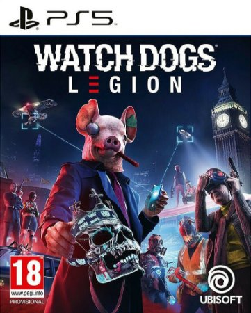 Game Watch Dogs Legion - PS5