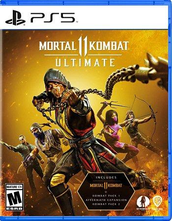 Game Mortal Kombat 11 Ultimate Edition - PS5