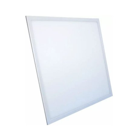 Plafon Led 62x62 Embutir Quadrado 48w Branco Frio