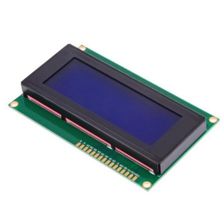 Display LCD 20×4 Backlight Azul