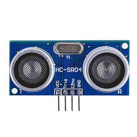 Sensor Ultrassônico HC-SR4