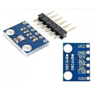 Sensor De Pressão e Temperatura Bmp280
