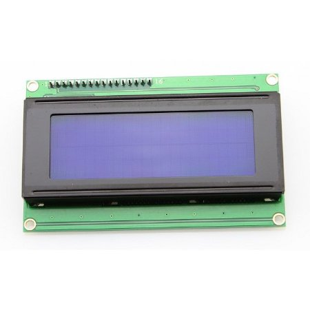 Display LCD 20×4 Backlight Azul + I2C