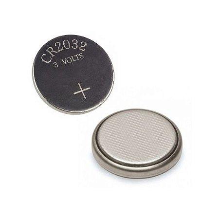 Bateria de Lítio CR2032
