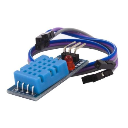 Módulo DHT11 - Sensor de Temperatura e Umidade