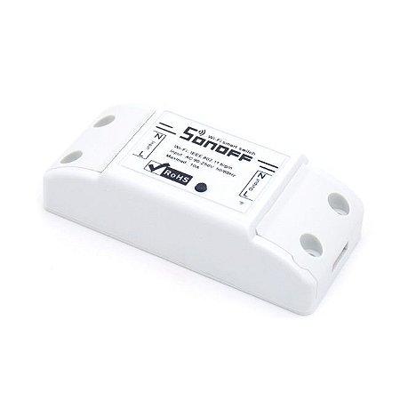Relé WiFi Interruptor Inteligente Sonoff