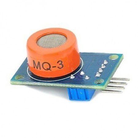 MQ-3 - Sensor de Gás - Álcool e Etanol