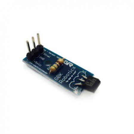 Modulo Sensor de Efeito Hall Magnético - GBK