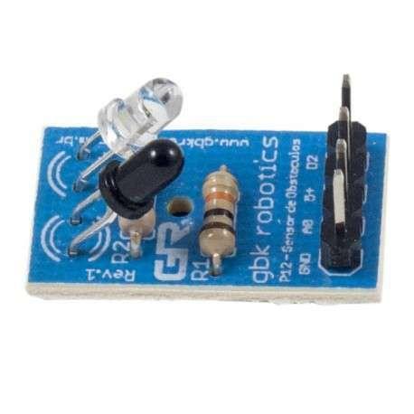 P12 - Módulo Sensor Reflexivo Infravermelho - GBK