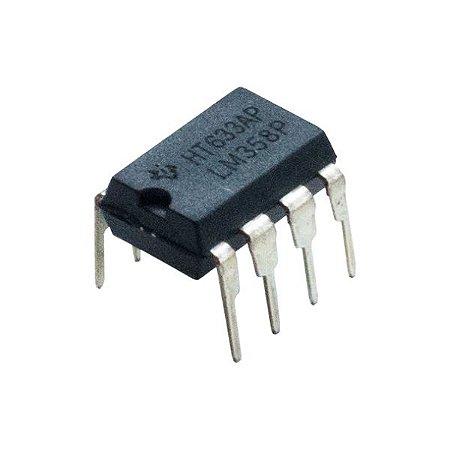 LM358 CI Amplificador Operacional