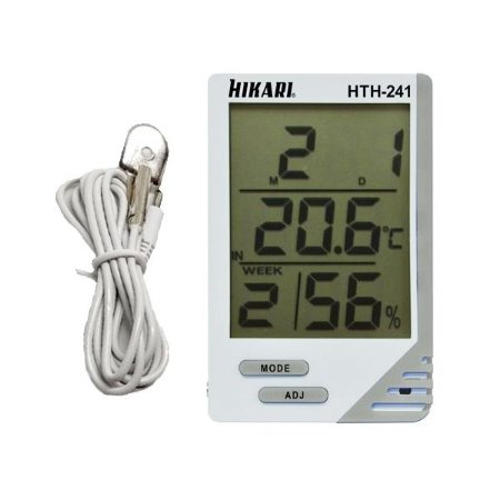 Termo Higrômetro Digital Hikari HTH-241