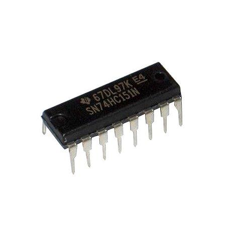 74HC151N CI Multiplexador