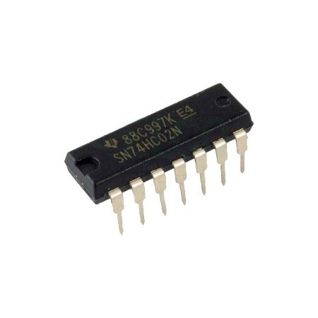 74HC02N CI Porta Lógica NOR