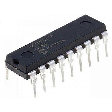 Microcontrolador PIC16F627A