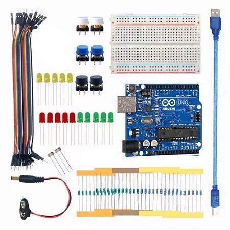 Kit Arduino Uno R3 Start