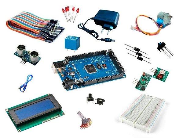 Kit Arduino Mega Avançado Maker