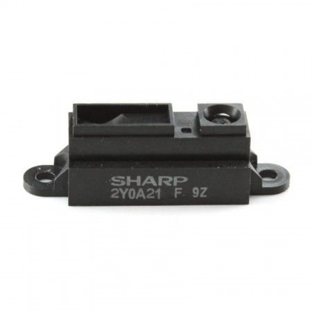 Sensor Infravermelho Sharp GP2Y0A21YK0F (10-80cm)