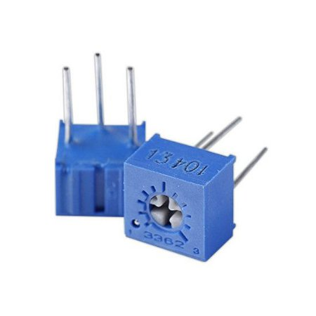 Potenciômetro Trimpot 200K 3362P