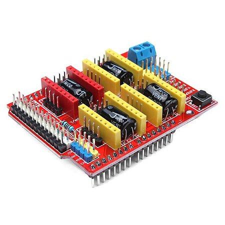 CNC Shield V3 para Arduino Impressora 3D