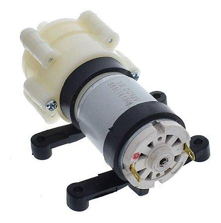Mini Bomba de Água (d'água) para Arduino RS-385 Pulverização - Alto Fluxo